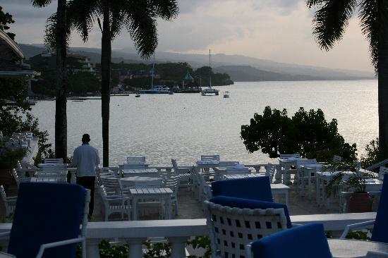 Jamaica Inn : tramonto !
