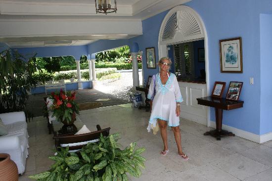 Jamaica Inn : la hall