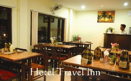 Hotel Travel-Inn: Dining Room