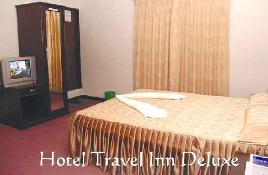 Hotel Travel-Inn: Deluxe Bedroom