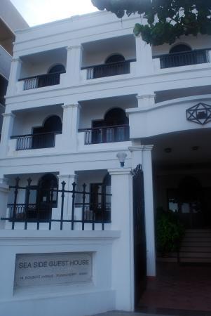 Seaside Guest House Pondicherry Guesthouse Reviews Photos Rate Comparison Tripadvisor