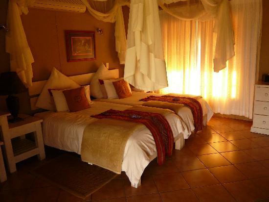 Otjiwarongo, Namibia: Zimmer