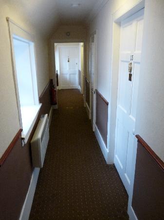 BEST WESTERN Moffat House Hotel: couloir