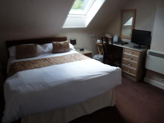 BEST WESTERN Moffat House Hotel: chambre