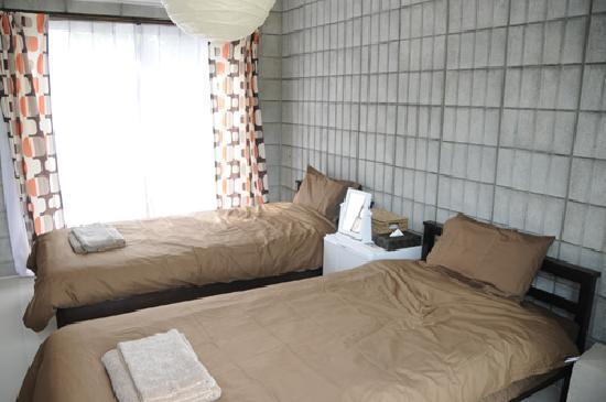 Yunapa: お部屋の写真です。