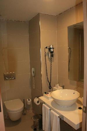 Eresin Taxim Premier: Salle de bain - chambre 214