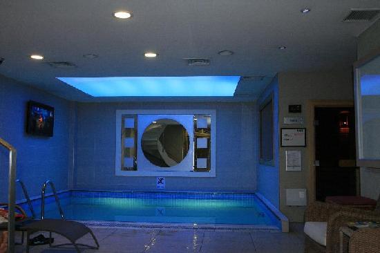 Eresin Taxim Premier: La piscine et le sauna