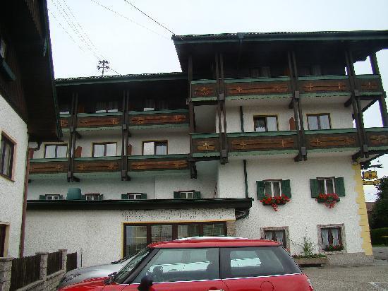 Hotel Tirolerhof: Das Haupthaus