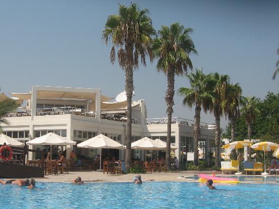 Club Kastalia: piscine