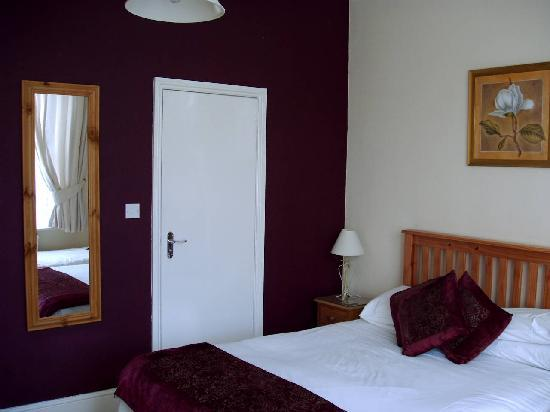 Camelot Lodge: Double Room