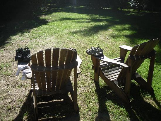 Cottage Grove: peaceful