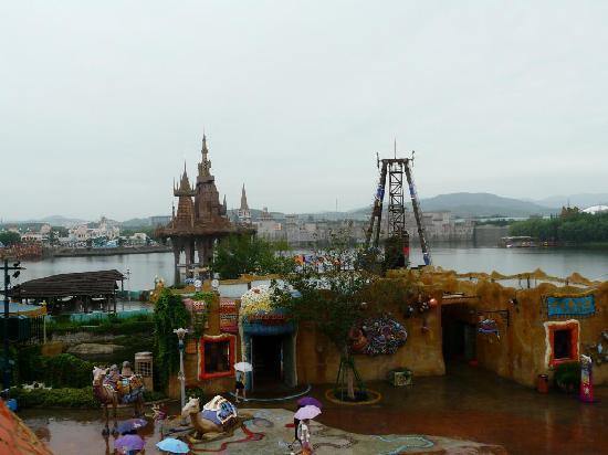 Dalian Discovery Kingdom: 発現王国