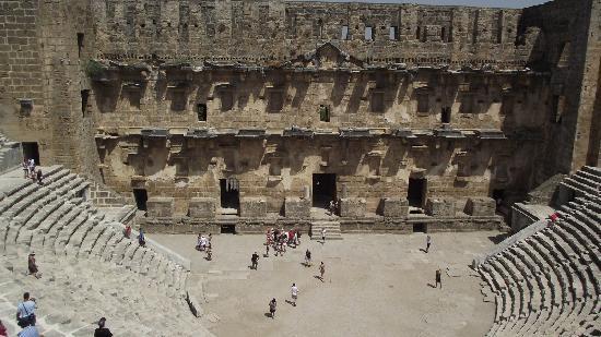 WOW Topkapi Palace: Roman Ampitheatre