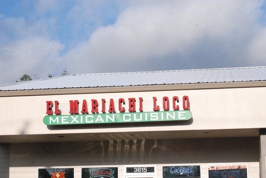 Mexican Food Gearhart
