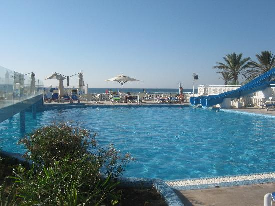 Samira Club: piscina