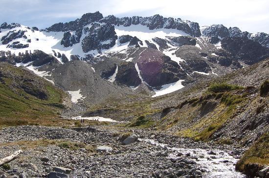 Glacier Martial : Martial Glacier
