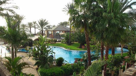 SBH Costa Calma Beach Resort : piscines