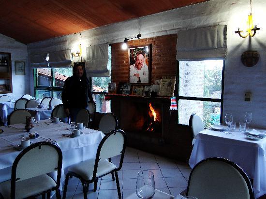 Posada del Sol : el restaurante