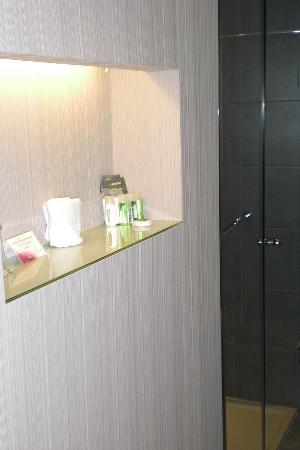 Hotel Isla Mallorca & Spa: Elementos de cortesía en cuarto de baño