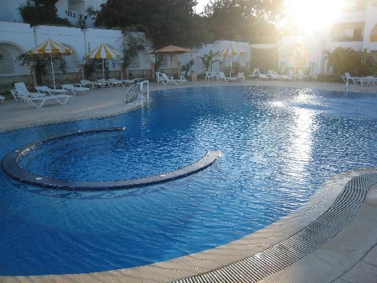 Hotel Royal Nozha: Piscine