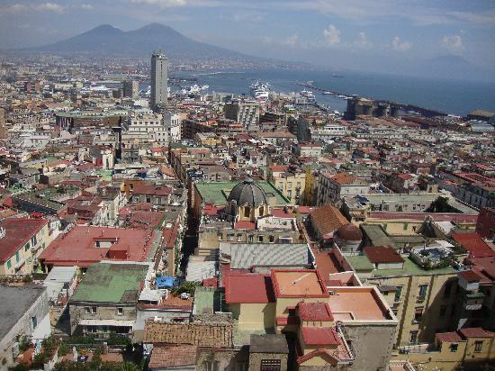 Hotel San Francesco al Monte: Vue du restaurant