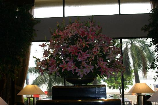 Trident, Nariman Point: Lillys in Lobby