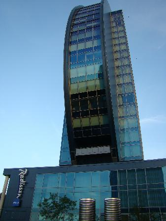 Radisson Blu Hotel Frankfurt Check In