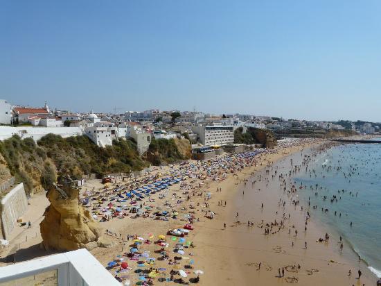 Beaches of Albufeira.