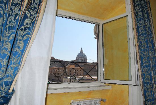 A View of Rome: non è un poster ma pura realtà