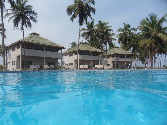 Elmina Bay Resort: View from the pool