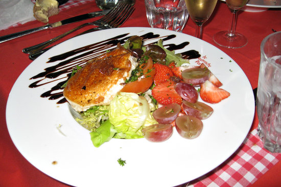 De Vlaamsche Pot : Salad