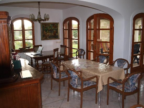 Hotel-Pension Residenz am Plattensee: Innen