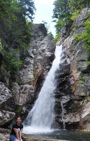 White Mountain National Forest: Glen Ellis Falls