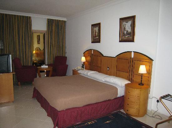 Dolphin Hotel Apartments: Das Zimmer