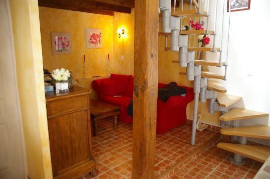 Larre, France: Gite du Parlegas (casa rural 2 plazas)