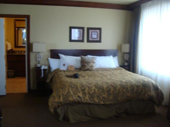 Jefferson Street Inn: Bedroom
