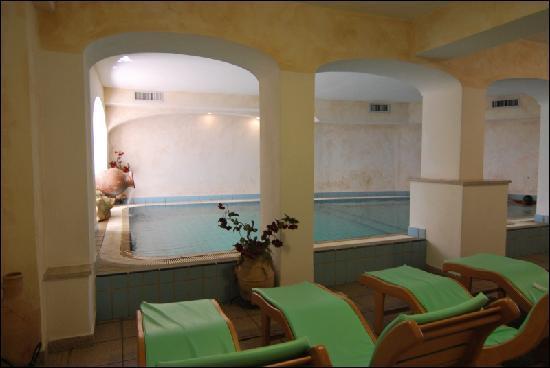 Hotel Villa Sirena : PISCINA TERMALE INTERNA