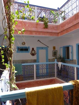 Chez Brahim: L'étage