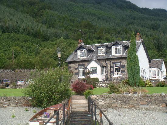 Culag Lochside Guest House: Main house