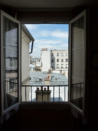 Hotel Chopin: Our view