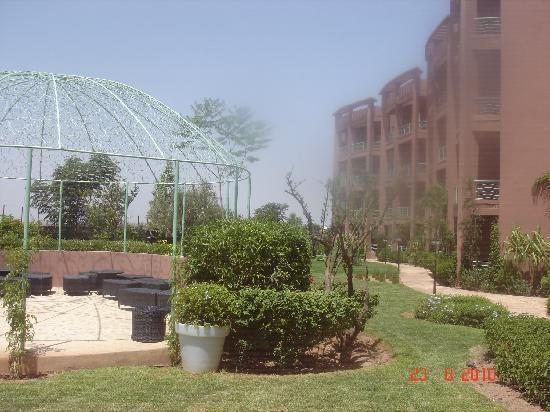 Marrakesh Garden: Grounds