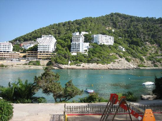 El Pinar Aparthotel: View from our room