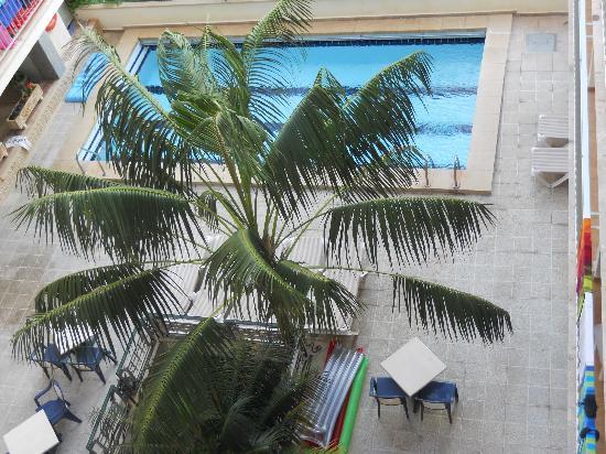 HM Dunas Blancas: Piscina dell'Hotel