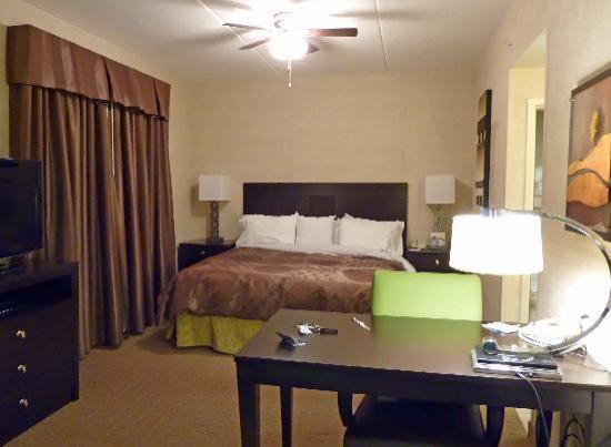 Homewood Suites by Hilton York : Studio room
