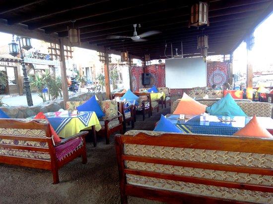 Yalla Bar: in the Restaurant