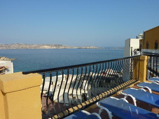 Sunseeker Holiday Complex: view from the roof