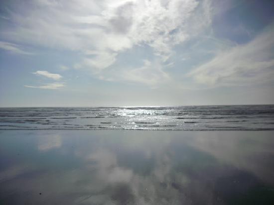 Gull Wing Inn: Wonderful beach