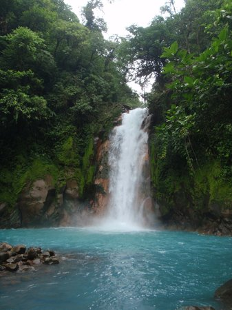 La Cruz, Costa Rica: Rio Celeste National Park, Costa Rica