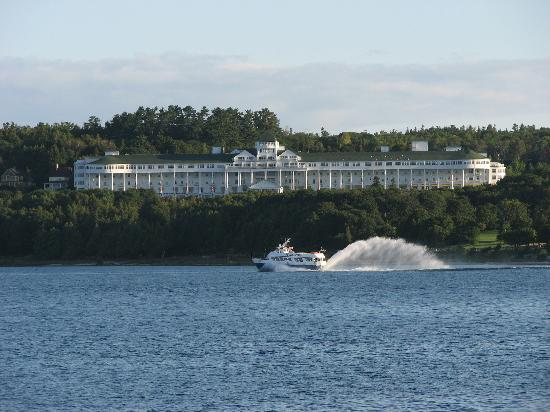Mackinac Island, MI : The Grand Hotel