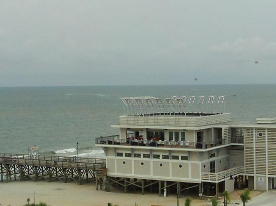 Windsurfer Hotel: pier rest great great food